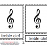 Montessori Music Materials, Music Notation Cards, Age 3 to 6