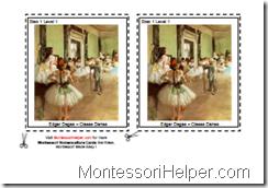 Montesori Art