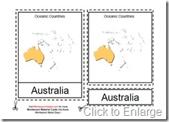 Montessori Oceanic Countries Full Size