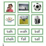 """Montessori Language Materials Green Consonant """"al"""", Age 3 to 6.pdf"""