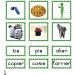 "Montessori Language Materials Green Consonant ""ie"", Age 3 to 6.pdf"