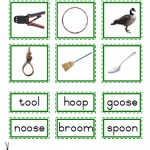 "Montessori Language Materials Green Consonant ""oo"", Age 3 to 6.pdf"