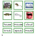 "Montessori Language Materials Green Consonant ""ou"", Age 3 to 6.pdf"