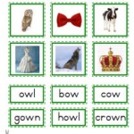 "Montessori Language Materials Green Consonant ""ow"", Age 3 to 6.pdf"
