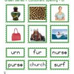 "Montessori Language Materials Green Consonant ""ur"", Age 3 to 6.pdf"
