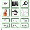 "Montessori Language Materials Green Consonant ""Y"", Age 3 to 6.pdf"