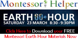 Montessori Earth Hour Download