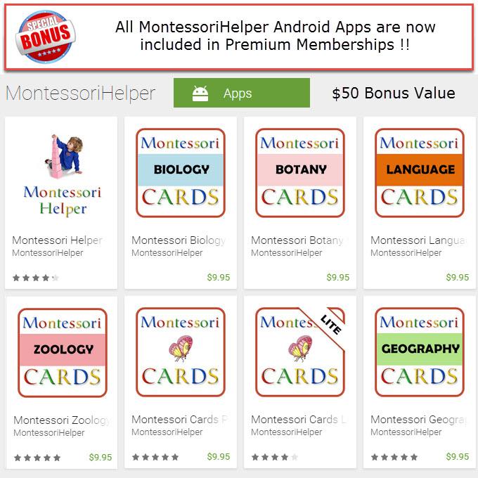 MontessoriHelperAppsPromo