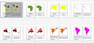 doMontessori Continents Printables