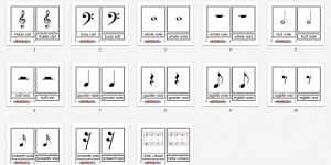 Montessori Music Notation Printables