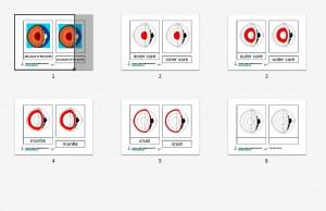 Montessori Structure of the Earth Printables
