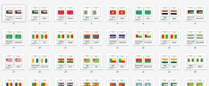 AfricanFlags