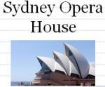 Montessori Interactive Materials, Australian Landmarks, Age 3 to 6