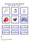 Montessori Language Materials Blue Advanced, Age 3 to 6.pdf