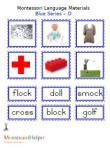 "Montessori Language Materials Blue ""O"", Age 3 to 6.pdf"