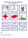 "Montessori Language Materials Blue ""O"", Age 3 to 6.pdf"