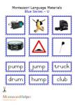 "Montessori Language Materials Blue ""U"", Age 3 to 6.pdf"