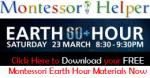 Free Earth Hour Materials