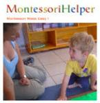 Montessori First Noun Game Lesson Activity