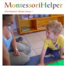The Montessori Red Rods Lesson Activity