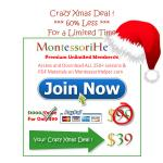 """<div align=""""center"""">Enjoy this Special 60% Christmas Offer !</div>"""