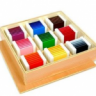 Montessori Colour Wheel Lesson Activity