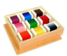 Montessori Color box 3 Lesson Activity