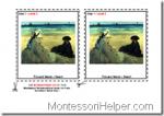 Montesori Art Materials, Art Step 1 Level 2, Age 3 to 6