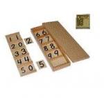 Montessori Seguin Board B with Beads (Tens Board) Lesson Activity