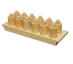 Montessori Smelling Jars Lesson Activity