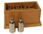 Montessori Thermic Bottles Lesson Activity