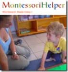 Montessori Knobbed Cylinders Lesson Activity