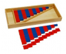 Montessori Composition with the Large Number Rods Lesson Activity